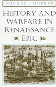 History and Warfare in Renaissance Epic 0 9780226554051 0226554058