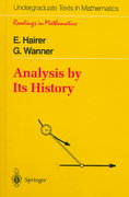 Analysis by Its History 1st Edition 9780387945514 0387945512