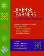 Diverse Learners in the Mainstream Classroom 0 9780325013138 0325013136