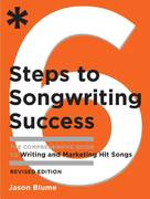 Six Steps to Songwriting Success, Revised Edition 1st Edition 9780823084777 0823084779