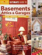 Basements, Attics and Garages 2nd edition 9781580112925 1580112927