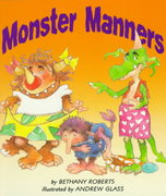 Monster Manners 1st edition 9780395866221 0395866227