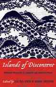 Islands of Discontent 0 9780742518667 0742518663