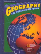 Geography 3rd edition 9780028214856 0028214854