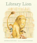 Library Lion 0 9780763622626 0763622621
