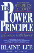 The Power Principle 1st Edition 9780684846163 0684846160