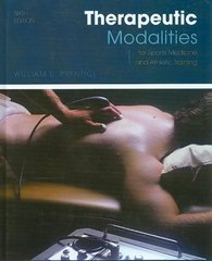 Therapeutic Modalities: For Sports Medicine and Athletic Training w/ eSims 6th Edition 9780077236335 0077236335