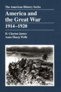 America and the Great War 1st edition 9780882959443 0882959441