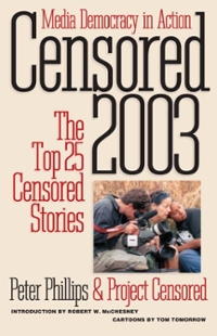 Censored 2003 3rd edition 9781583225158 1583225153