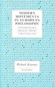 Modern movements in European philosophy 2nd edition 9780719042485 0719042488
