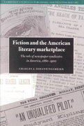 Fiction and the American Literary Marketplace 0 9780521520188 0521520185