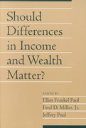 Should Differences in Income and Wealth Matter? 0 9780521005357 0521005353
