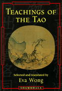 Teachings of the Tao 0 9781570622458 1570622450