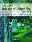 Modern Transport Geography 2nd edition 9780471977773 0471977772