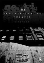 The Gentrification Debates 1st Edition 9780415801652 0415801656