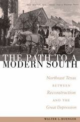 The Path to a Modern South 0 9780292708884 0292708882