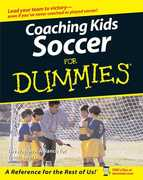 Coaching Soccer For Dummies 1st edition 9780471773818 0471773816