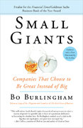 Small Giants 1st Edition 9781591841494 1591841496
