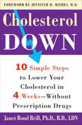 Cholesterol Down 1st edition 9780307339119 0307339114