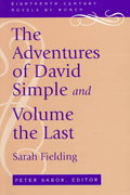 The Adventures of David Simple and Volume the Last 1st Edition 9780813109459 0813109450
