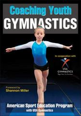 Coaching Youth Gymnastics 1st Edition 9780736084031 0736084037