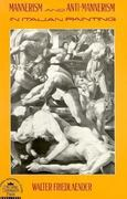 Mannerism and Anti-Mannerism in Italian Painting 1st Edition 9780231083881 0231083882