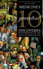 Medicine's 10 Greatest Discoveries 0 9780300082784 0300082789