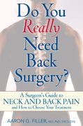 Do You Really Need Back Surgery? 0 9780195327083 019532708X