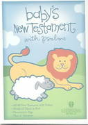 HCSB Baby's New Testament with Psalms 0 9781586400842 1586400843
