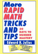 More Rapid Math: Tricks and Tips 1st edition 9780471122388 0471122386