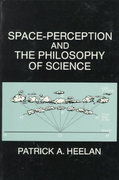 Space-Perception and the Philosophy of Science 0 9780520057395 0520057392