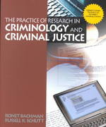 The Practice of Research in Criminology and Criminal Justice 0 9780761987062 0761987061