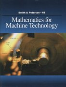 Mathematics for Machine Technology 6th Edition 9781428336568 1428336567