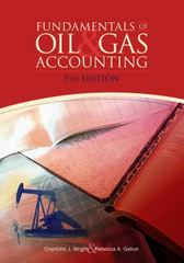 Fundamentals of Oil and Gas Accounting 5th Edition 9781593701376 1593701373