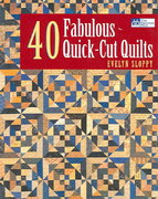40 Fabulous Quick-Cut Quilts 0 9781564775474 156477547X