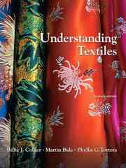 Understanding Textiles 7th edition 9780131187702 0131187708