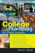 College Planning for Gifted Students 3rd edition 9781593631819 1593631812