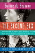 The Second Sex 1st edition 9780307265562 0307265560