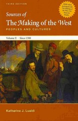 Making of the West Concise 3e V2 & Sources of The Making of the West 3e V2 3rd edition 9780312621117 0312621116