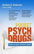 Pocket Psych Drugs 1st Edition 9780803622012 0803622015