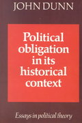 Political Obligation in Its Historical Context 0 9780521891592 0521891590