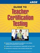 Teacher Certification Testing 6th edition 9780768923117 0768923115