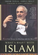 What's Right with Islam 1st Edition 9780060582722 0060582723