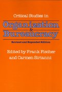Critical Studies in Organization and Bureaucracy 2nd edition 9781566391221 1566391229