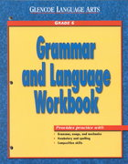 Grammar and Language Workbook 1st Edition 9780078205392 0078205395