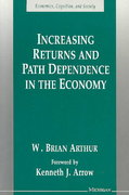 Increasing Returns and Path Dependence in the Economy 0 9780472064960 0472064967