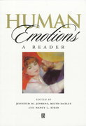 Human Emotions 1st edition 9780631207481 0631207481