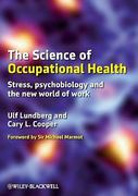 The Science of Occupational Health 1st Edition 9781405199148 1405199148