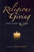 Religious Giving 1st Edition 9780253221889 0253221889