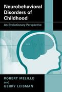 Neurobehavioral Disorders of Childhood 0 9781441912329 1441912320